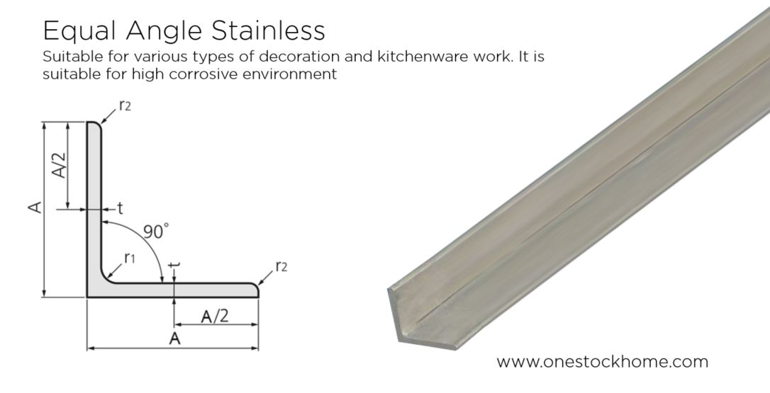 angle,stainless,best,price